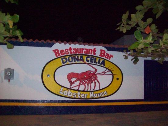 Dona Celia Lobster House: Dona Celias Lobster House Santa Cruz