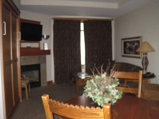 The Summit At Big Sky: Nice room