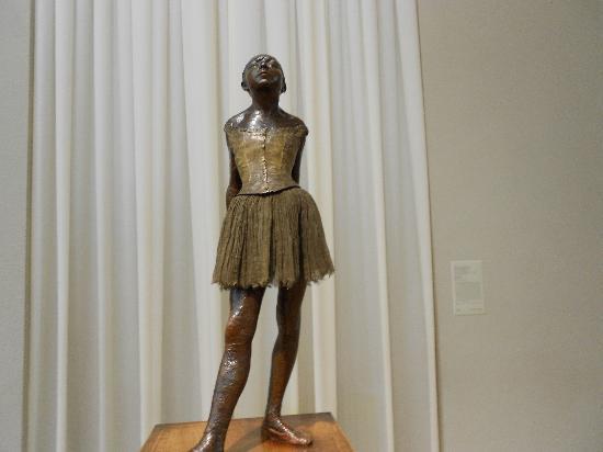 Philadelphia Museum of Art: Degas The Little Dancer