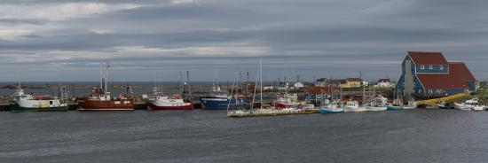 The Harbour Quarters Inn: View from the room