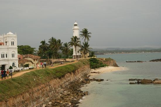 Fort Inn Guest House: The lighthouse