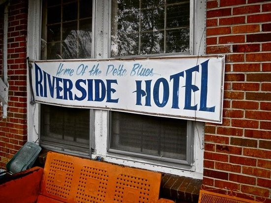 Riverside Hotel: Historic Hotel where Bessie Smith died - when it was a black hospital