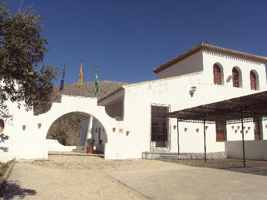 Hotel Villa de Priego de Córdoba: entrada