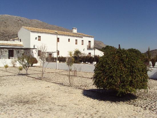 Hotel Villa de Priego de Cordoba: edificio principal