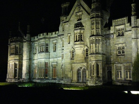 ‪The Margam Ghost Walk‬