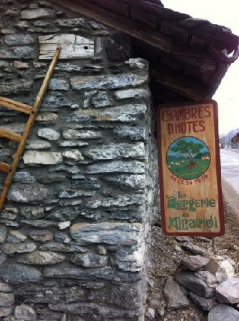 La Bergerie Du Miravidi: la bergerie