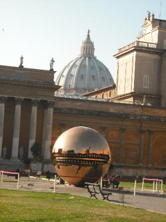 Secrets of Rome : Le Vatican