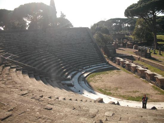 Secrets of Rome : Ostie : à découvrir absolument