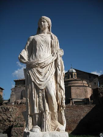 Secrets of Rome : Le célèbre forum et Colisée