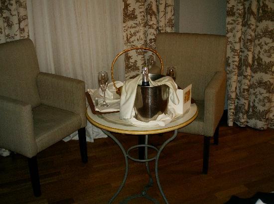 Balneario de Mondariz: habitacion