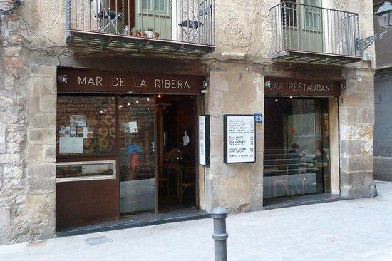 mar de la ribera barcelone quartiers de la ribera el born restaurant avis num ro de. Black Bedroom Furniture Sets. Home Design Ideas