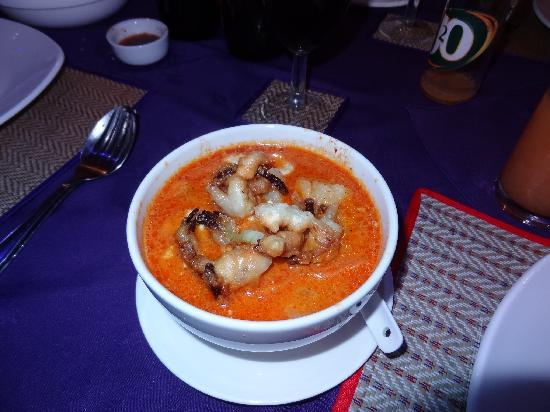 Sawadee Thai Taste: curry dish