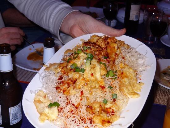 Sawadee Thai Taste: crispy noodles yummy!
