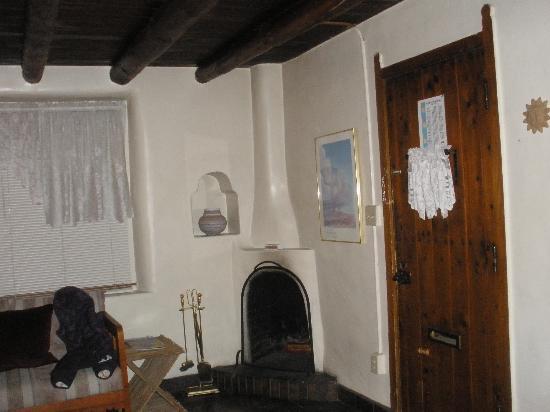 Inn at Pueblo Bonito Santa Fe: Tesuque Room