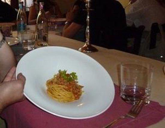 Bottega Osteria Al Ponte : Bigoli... che piattone!!