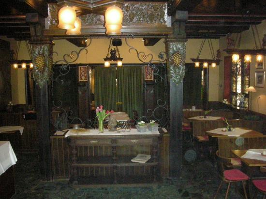 Hotel Lindenwirt: salle à manger