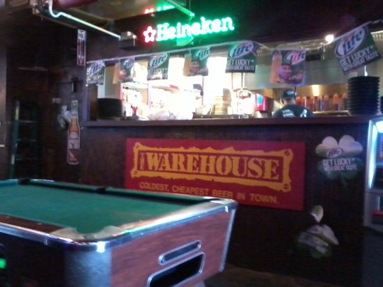 Photo of Bar The Warehouse Bar and Grille at 18 E River St, Savannah, GA 31401, United States