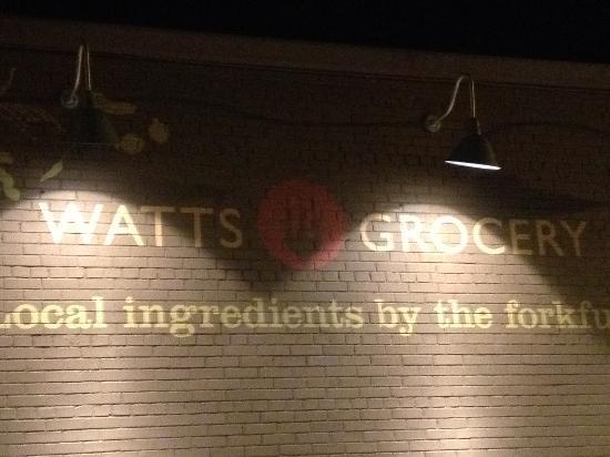 Watts Grocery