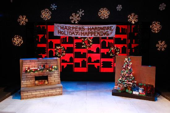 The Herb Strauss Schoolhouse Theater: Winter Wonderettes - Photo by: Nick Adams Photography