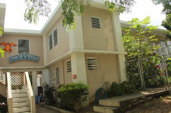 كازا دي تورتوجا: Main office