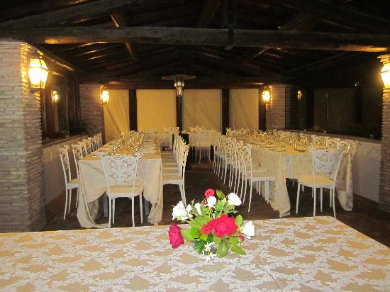 Olevano Romano, Italie: La Sala estrena