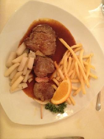 Hotel Büntali: dinner