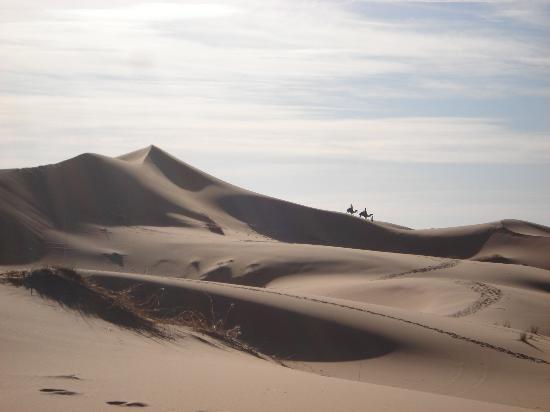 Best Of Merzouga - Day Tour: desert views in the morning