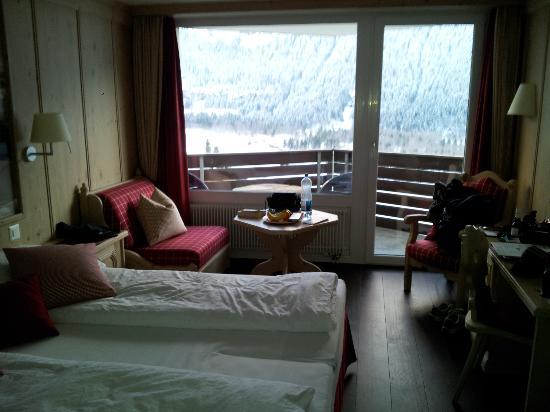 Hotel Spinne: Room 204