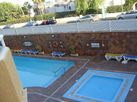 Veril Playa: pool