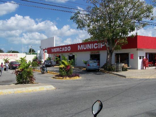 San Miguel : Mercado municipal