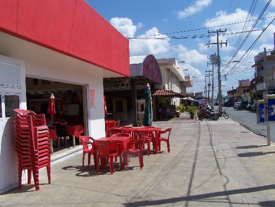 Mercado et rues de San Miguel