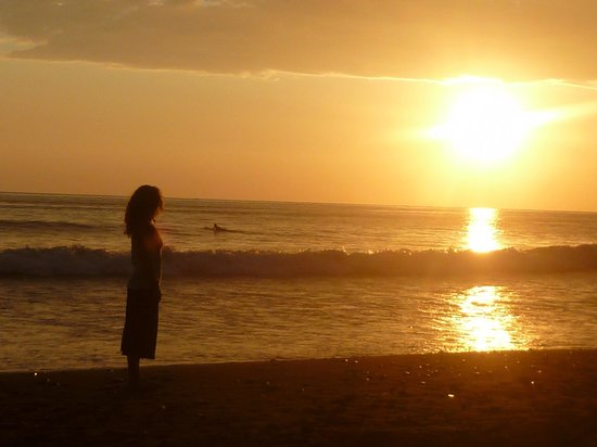 Hotel Domilocos: Sunset