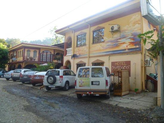 Hotel Domilocos: Hotel