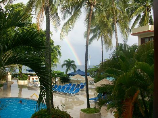 Sosua by the Sea: View from our room