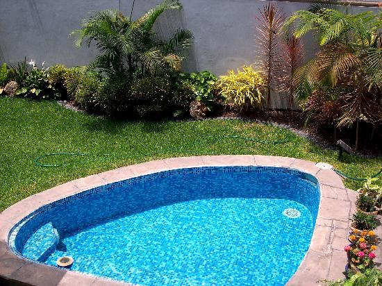 Benavides Family Guest House: Pool
