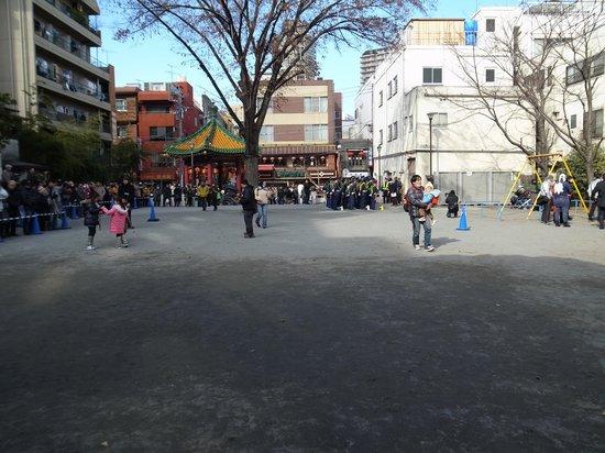 Yamashitacho Park