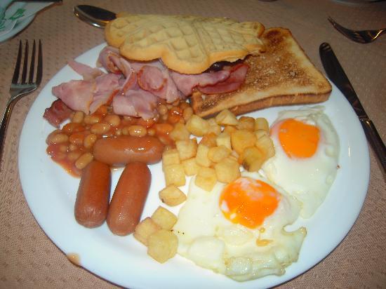 Lydia Hotel: La colazione