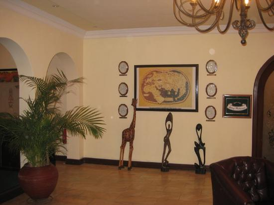 Palmview Manor : Lobby