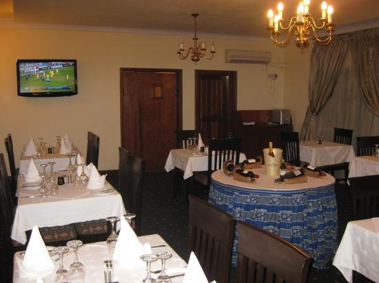 Palmview Manor : Restaurant