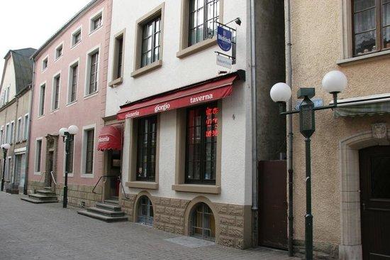 Echternach, Luxembourg: Pizzeria Giorgio Taverna