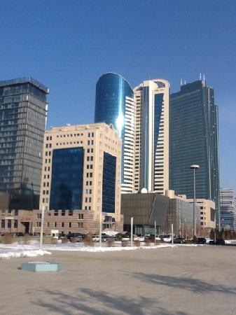 Astana, Kazakhstan: City Park