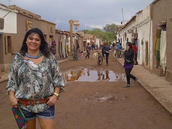 San Pedro de Atacama, Chile: vila de São Pedro de Atacama