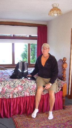 Te Maunga: Bedroom Upstairs