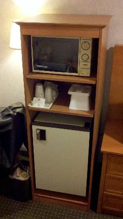 "Best Western Socorro Hotel & Suites: ""Old school"" appliances provided"