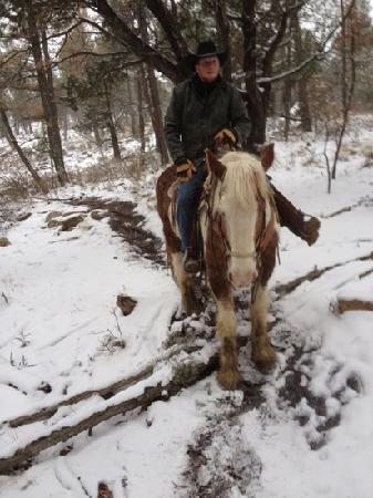 Grindstone Stables : our ranger