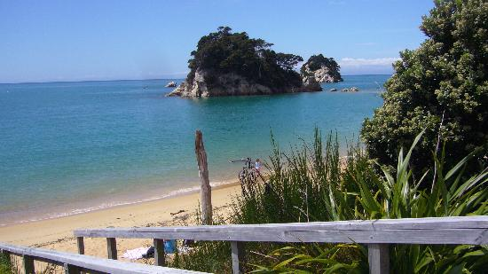 Nautilus Lodge Motel: Picture of Abel Tasman Nearby