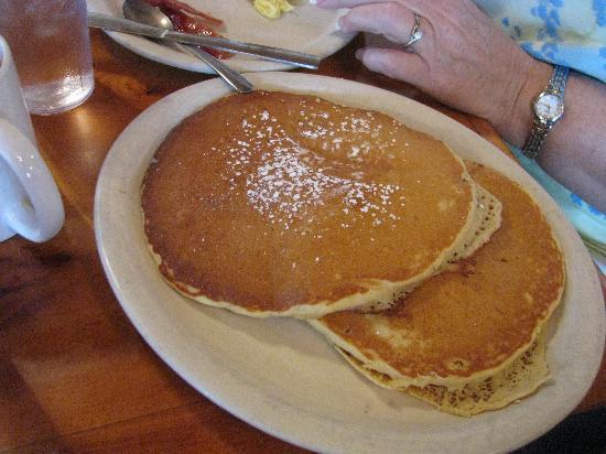 Popi's Place: Fluffy Pancakes