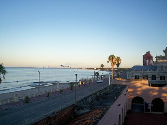 Hotel Escorial: desde el balcon