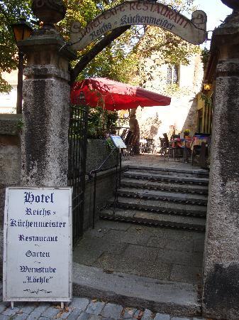 Hotel Reichskuchenmeister: Kuchenmeister