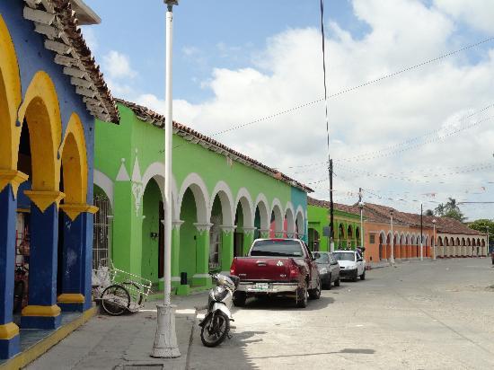 Casa De La Luz: maisons de Tlacotalpan